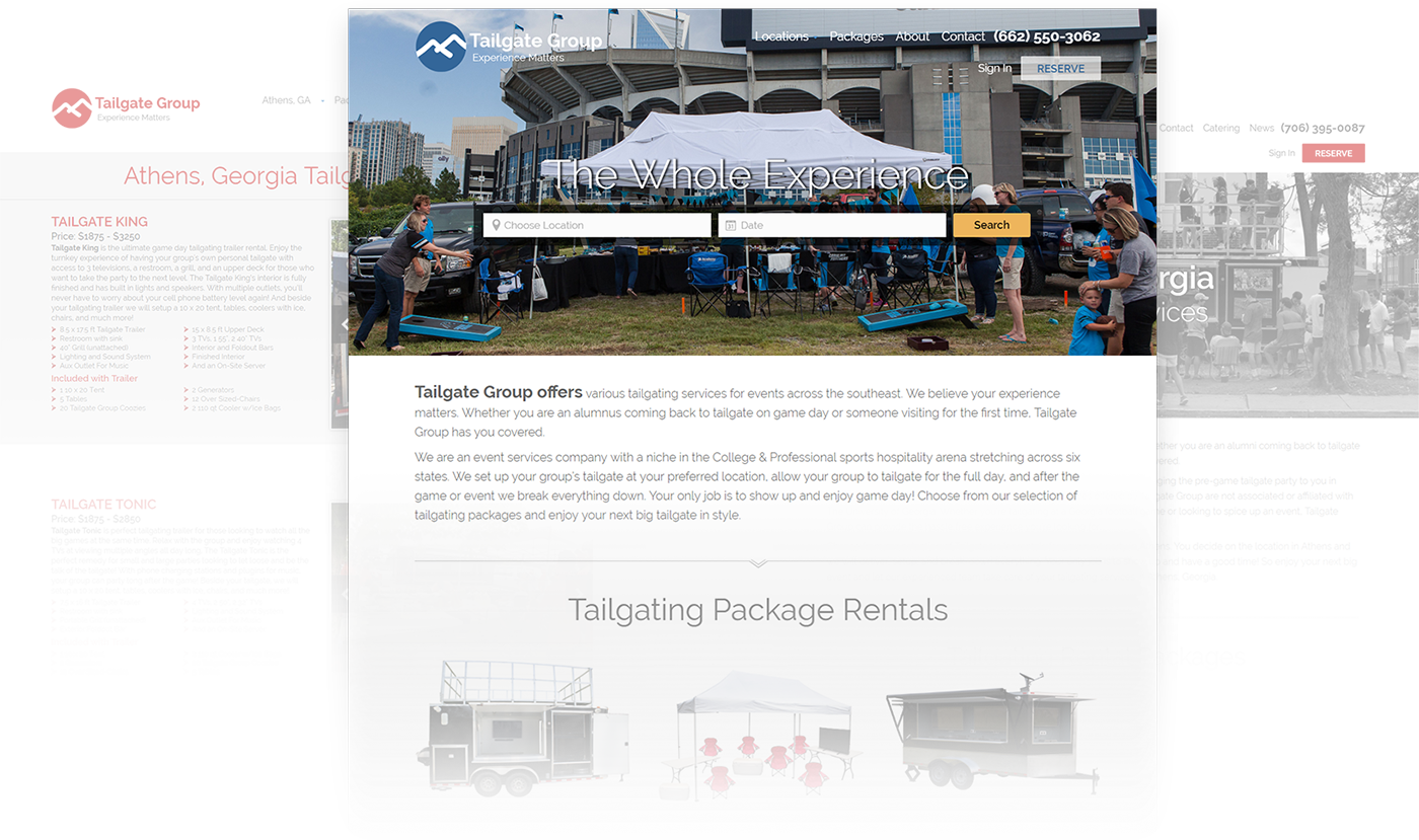 Tailgate Group - Esolz Technologies